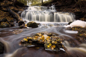 Vasaristi waterfall