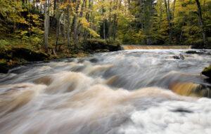 Nõmmeveski waterfall